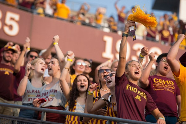 Gophers to hold open training camp practice Aug. 3
