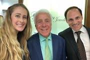 Gittelson Jewelers staff:Molly Braun, general manager; Gene Gittelson, owner; Michael Gittelson, vice president.