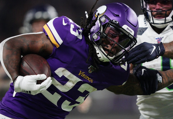 Vikings running back Mike Boone has piled up 181 yards in 26 touches in two preseason games.