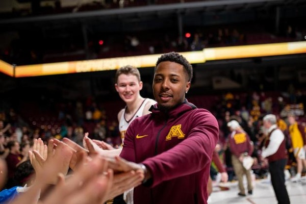 Jarvis Johnson joins Gophers as basketball graduate assistant