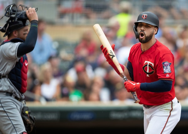 Five brutal losses in last month that dropped the Twins to second place