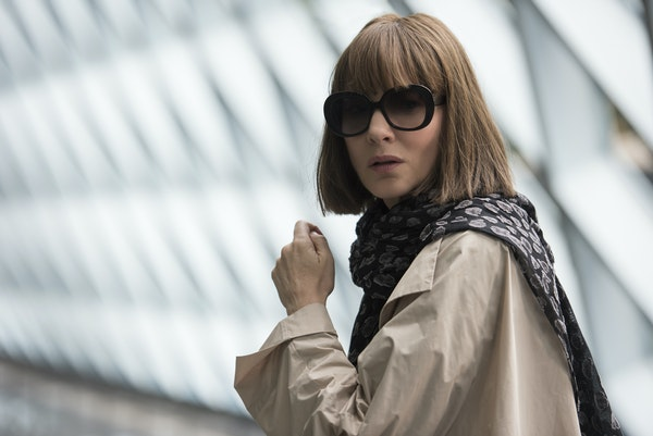 """Cate Blanchett as the title character in """"Where'd You Go, Bernadette."""""""