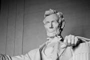 Abraham Lincoln memorial in Washington DC -2008