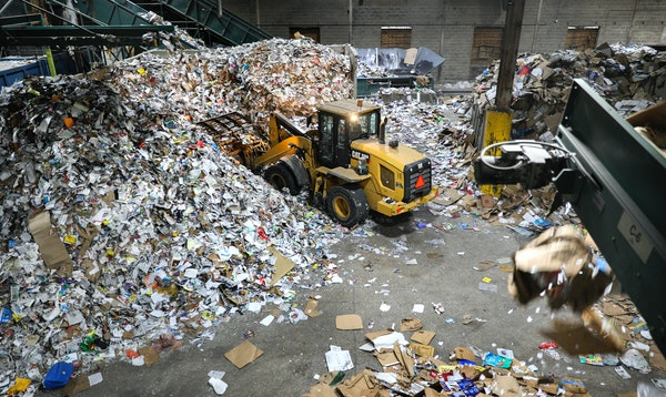 Listen: Do all the things we recycle actually get recycled in Minnesota?