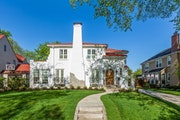 Homegazing - Mediterranean-style whole-house renovation in Edina's Country Club neighborhood. Credit Spacecrafting