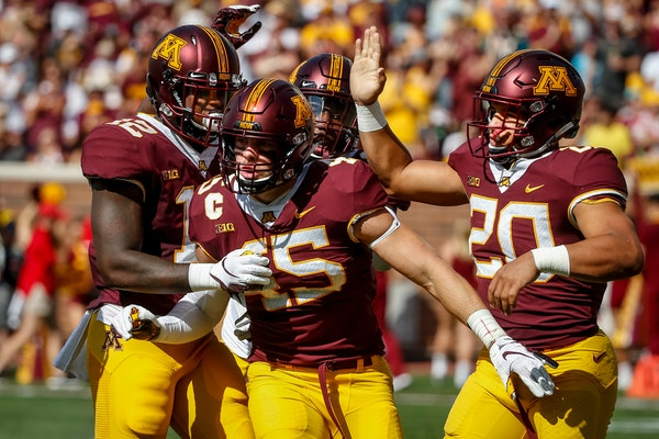 Hartman: Coughlin carries family's legacy at University of Minnesota
