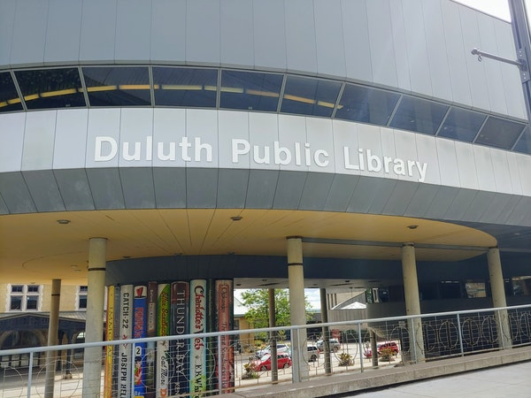 The Duluth Public Library on Tuesday eliminated late fees, returning access to hundreds of residents whose overdue charges blocked the use of their li