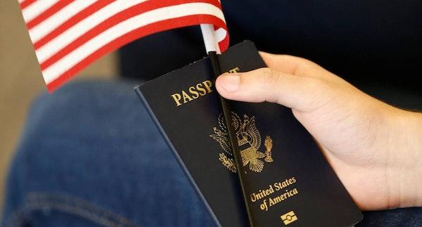 Download Mobile Passport to go with your actual passport.