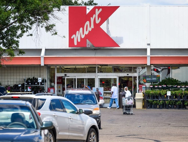 Minneapolis is moving forward with a $7 million deal to buy the land under the Kmart store at Nicollet and Lake. The city hasn't been able to reach an