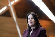 University of Minnesota President Joan Gabel is meeting Minnesota with high-energy optimism.