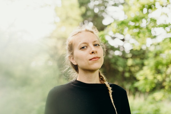 Siri Undlin touts Humbird's new album Saturday at the Parkway.