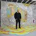 Local artist Chuck U will participate in Chroma Zone Mural & Art Fest.