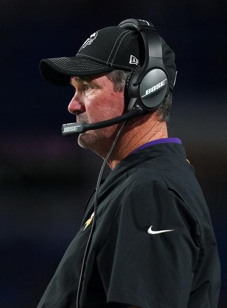 The Vikings are 4-1 in season openers under Mike Zimmer.