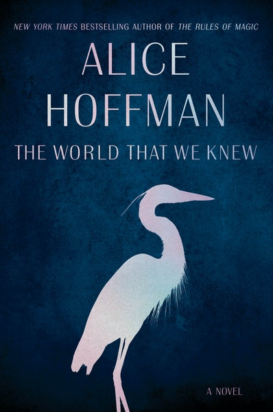 Excerpt from Alice Hoffman's novel 'The World That We Knew'