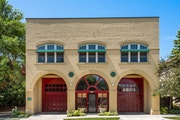 Station 23 Loft, formerly a 1906 brick fire station, boasts three levels over 3,500 square feet.