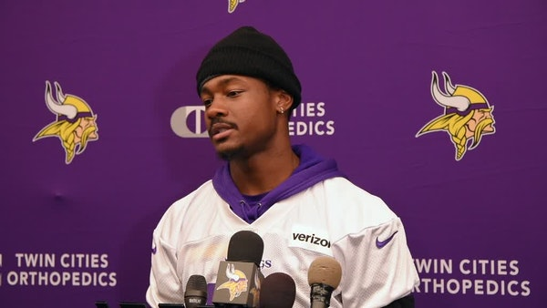 Diggs says Packers week isn't just like any other week