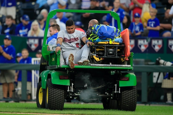 Listen: Best guess is Luis Arraez is on the ALDS roster for Twins
