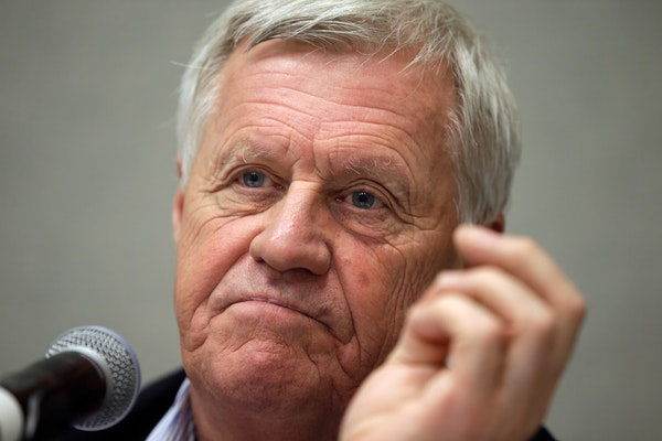 Rep. Collin Peterson, D-Minn., has called the impeachment process futile, unnecessarily divisive and a bad use of Congress' time.