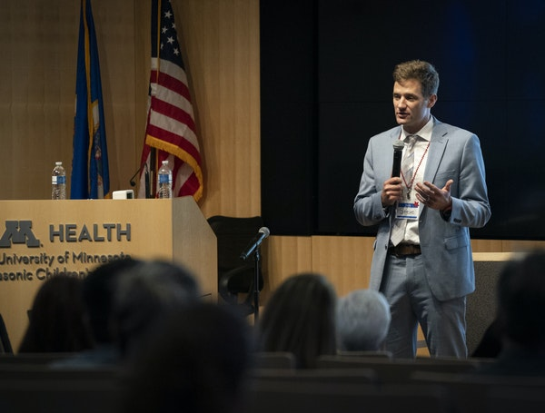 """The Minnesota Talent and Recruiting Network (MNTRN) held a """"Lunch and Learn"""" event, examining the impact of aging workforce trends on the state'"""