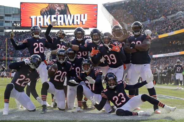 Week 4 NFL picks: Bears shouldn't double doink away this game