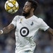 Minnesota United's Romain Metanire is expected to miss the game Sunday against Seattle while he pursues a green card in France.