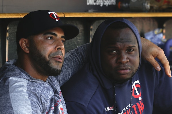 The arrival of Nelson Cruz this year helped Sano's growth process, as the 39-year-old veteran slugger has served as a mentor to his fellow Dominican