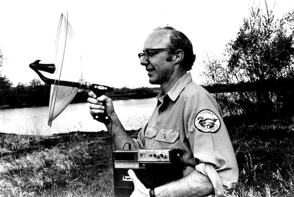May 22, 1979: Jim Gilbert recorded bird calls.