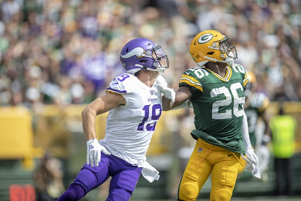 Vikings' coordinators say they have a plan to 'attack' Green Bay