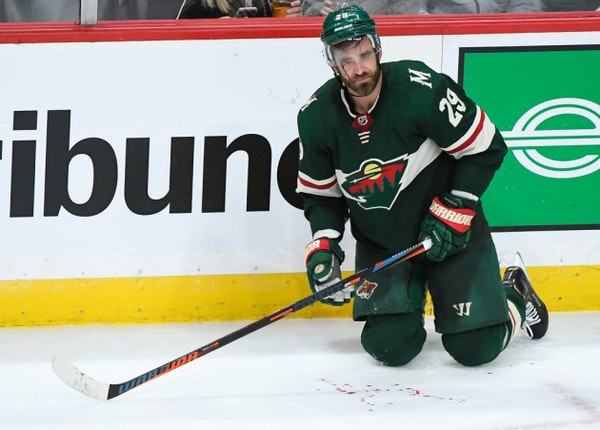 Wild defenseman Pateryn has surgery, will be out for six weeks