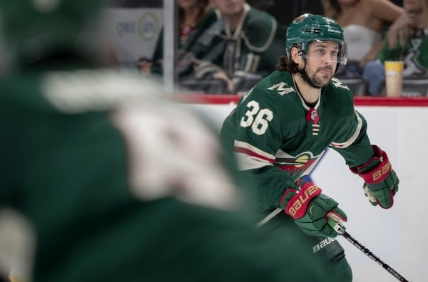Wild's Zuccarello returns from injury to face Oilers