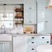 Alyssa Lee Photography English cottage kitchen in Bloomington