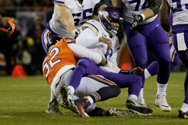 Mailbag: How should Vikings deal with Bears' superstar Khalil Mack?