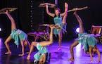 """Circus Abyssinia: Ethiopian Dreams"" at Children's Theatre Company."