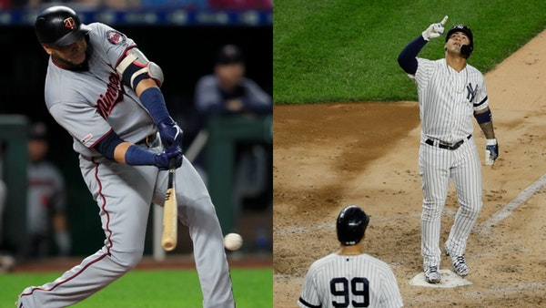 Twins know they need more than Bombas to beat Yankees