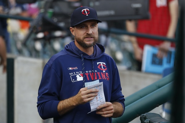 Twins manager Rocco Baldelli says the team will probably wait until the last second — meaning up through next week — to make its final decisions o