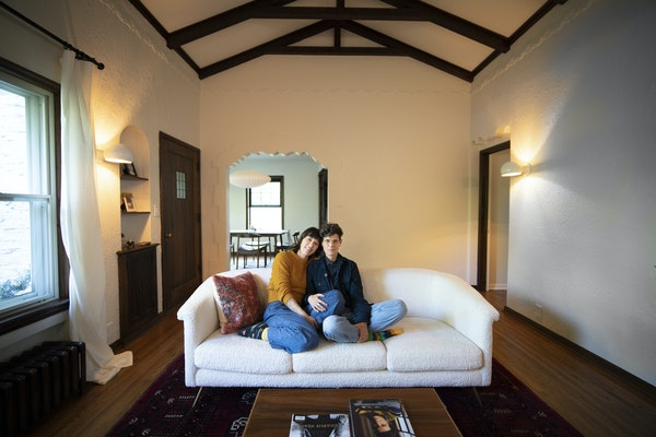 KARE's Jana Shortal and fiancee open the door to their renovated Mpls. house