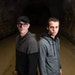 Dakota Laden and his best friend Tanner Wiseman, shown at the Wabash Street Caves in St. Paul, have taken their childhood fascination with paranormal