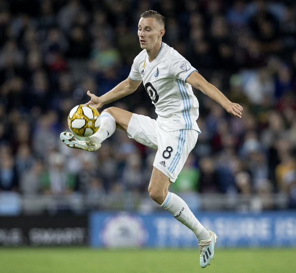 The Loons' Jan Gregus is among players headed off to help national teams.