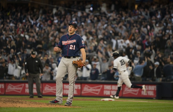 Podcast: After poor play and worse decisions in New York, can Twins respond?
