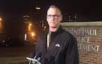St. Paul police spokesman Steve Linders