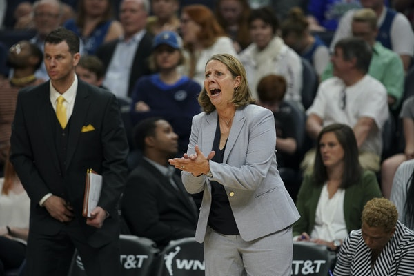 """Lynx coach Cheryl Reeve agreed to a new three-year contract. She calls the Lynx """"the franchise that I've kind of put my life into."""""""