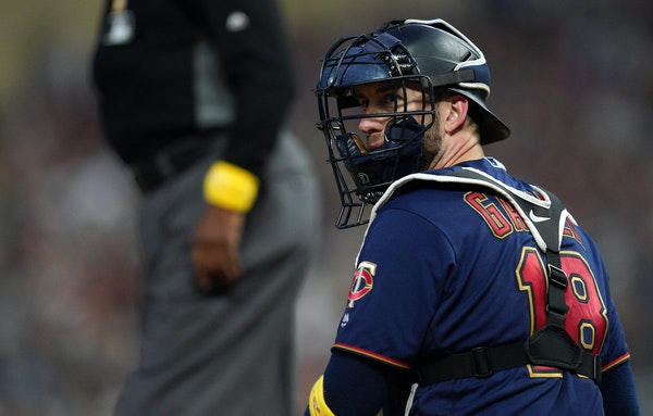Twins catcher Mitch Garver now earns more strikes for his pitchers by honing his pitch-framing skills.