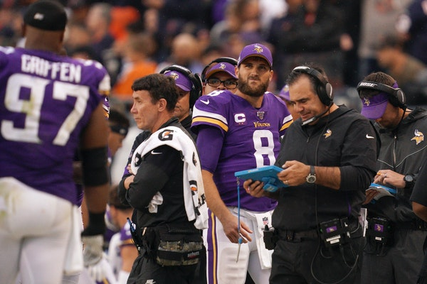 For the Vikings, embarrassing loss to the Bears is a thing of the past