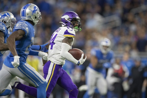 All of a sudden, Vikings have one of NFL's best deep passing games
