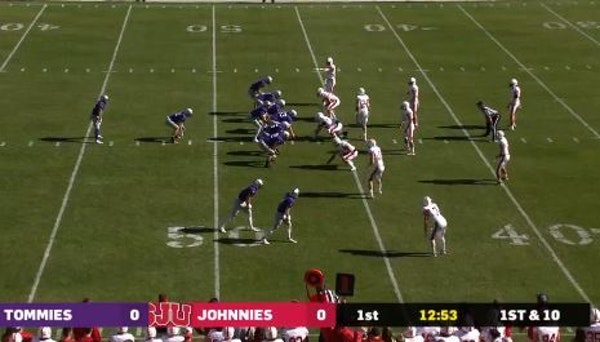 Can't go to Tommies vs. Johnnies? Watch it live here now