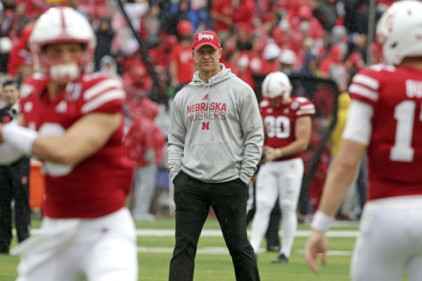 Scott Frost started 0-6 as Nebraska's coach but is 8-4 since, starting with a win over 53-28 Minnesota last October.