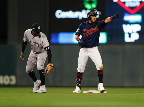 The Twins' most logical offseason move would be trading a position player for a starting pitcher. The best bargaining chip is outfielder Eddie Rosario