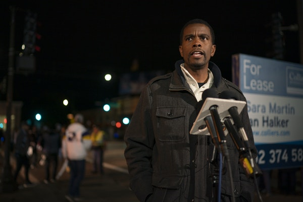 St. Paul Mayor Melvin Carter commented on the double shooting outside Allianz Field on Sunday, Oct. 20.