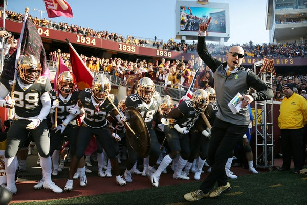To win over fans, Gophers must do the thing they haven't done