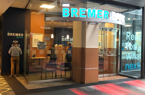 A lawsuit filed late Tuesday is Bremer Financial's response to actions taken recently by the directors of Bremer Trust, who have said a sale would b